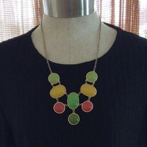Jewelry - Trio of Colors Necklace